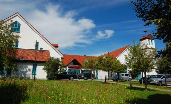 Gemeindezentrum-Mittelneufnach